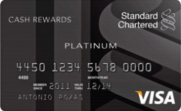 Standard Chartered Platinum Credit Card